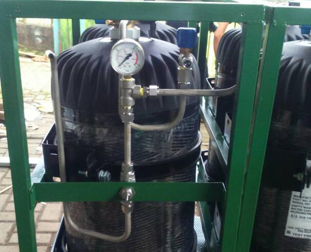 CNG Cylinder (Produk & Layanan) PT. Delima Anugerah Suplindo