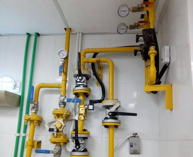Commercial Gas System (Produk & Layanan) PT. Delima Anugerah Suplindo