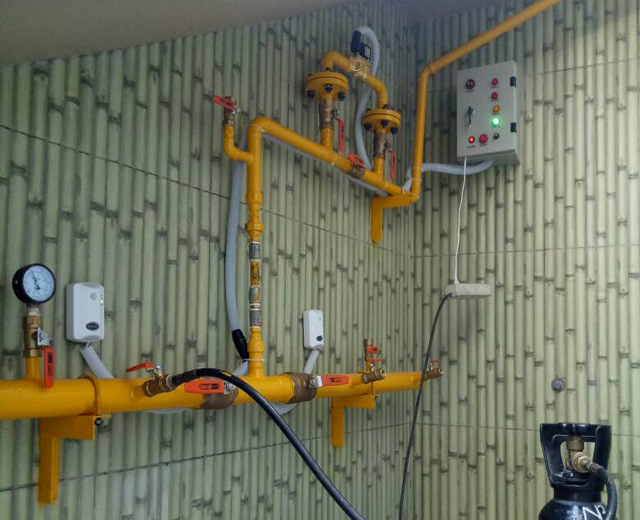 Detector System Panel (Produk & Layanan) PT. Delima Anugerah Suplindo